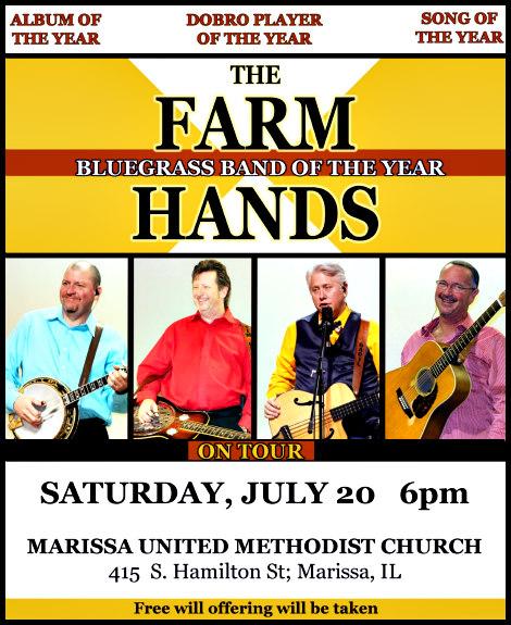 The Farm Hands 7-20-19