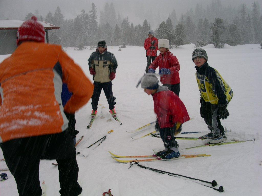 2005-12-17 Schnupperkurs Langlauf