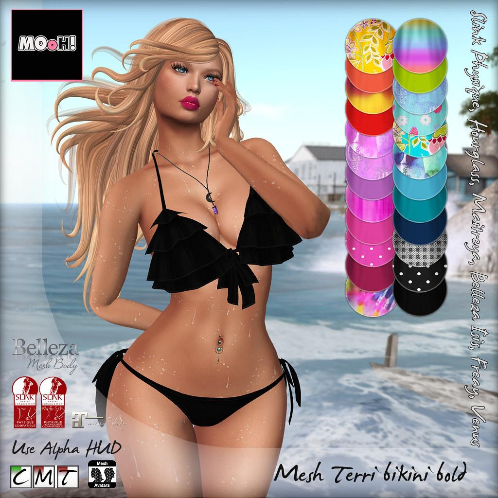 Terri bikini bold