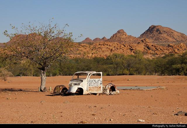 Near Madisa, Damaraland, Namibia