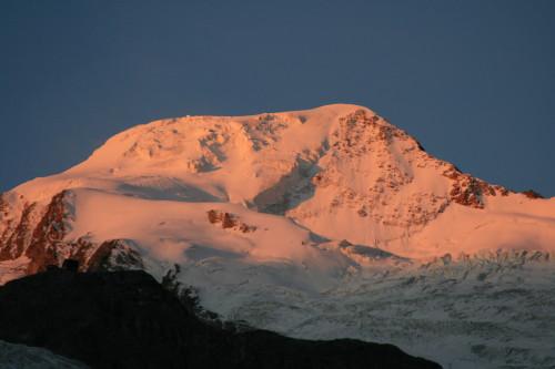 2006-10-21 Leiterweekend alpin Saas Fee