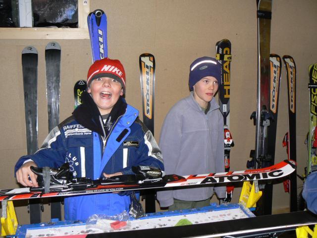 2006-12-26 Traininglager alpin Splügen