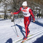 2004-02-28 Langlaufrennen in Realp