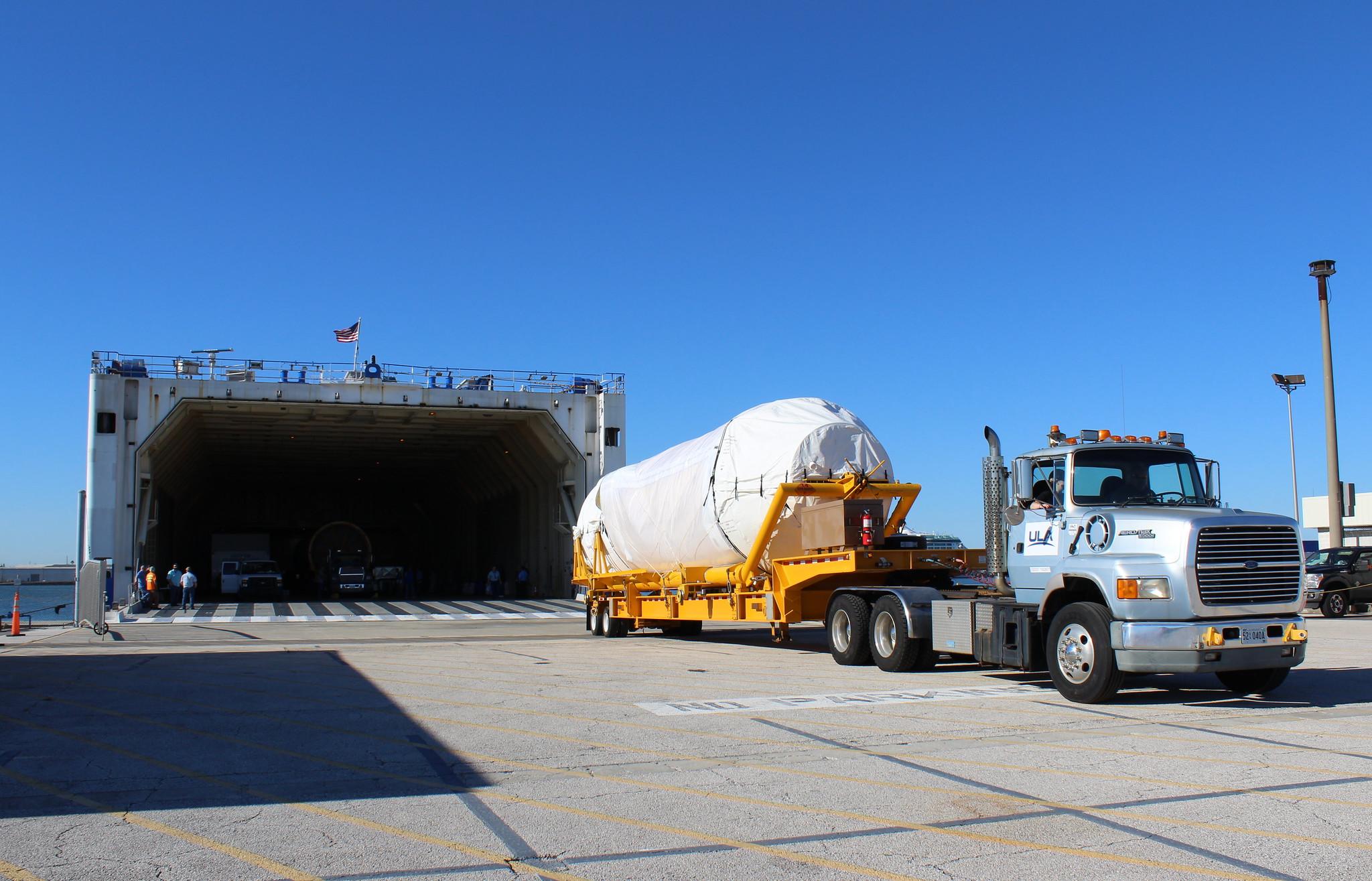 Centaur Offload: Atlas V AEHF-5