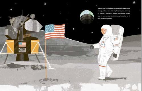 David Long and Sam Kalda, When We Walked on the Moon