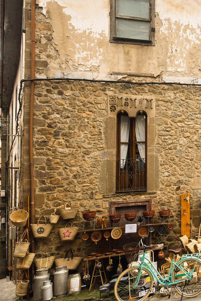 Janela rica & janela pobre (Potes)