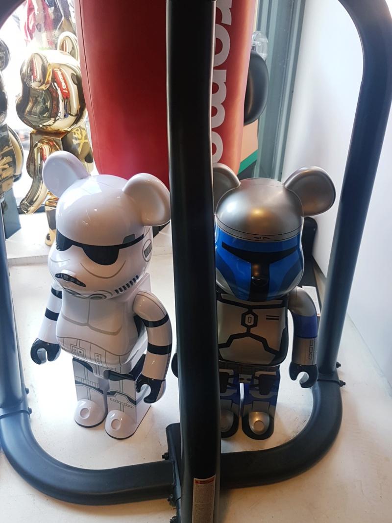 stormtrooper Bearbrick 1000%