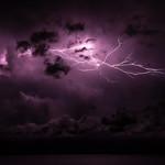 1. Märts 2019 - 16:53 - Nightstorm, seen from Bicentennial Park, Darwin, Northern Territory, Australia