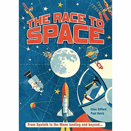 Clive Gifford and Paul Daviz, The Race to Space