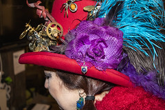 The Hat: Steampunk Festival