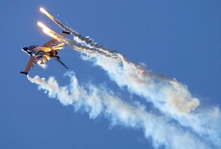 FA-101 F-16AM Belgian Air Force @LMD2019