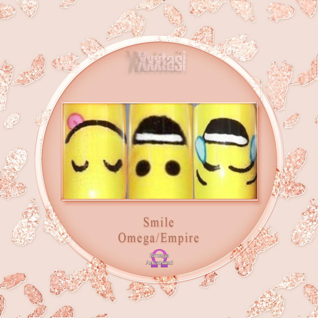 Xxxtasi Smile NailAd