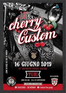 Cherry custom 2019