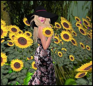 PH - Granny's Garden Dress  @REDEUXand Image Essentials
