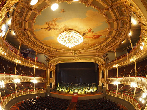 Teatro Nacional (c) Rehoboth Global Imagery 2019