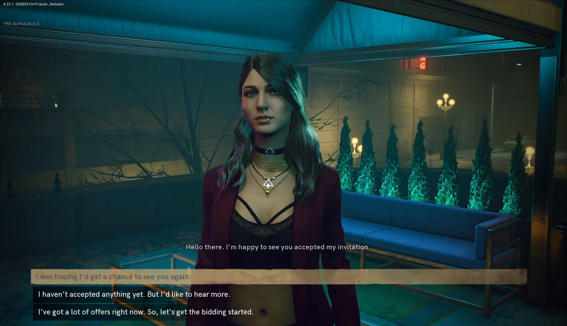 Vampire The Masquerade Bloodlines 2 - Elf