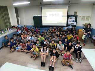 6/14 育華國小、崙雅國小