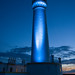 Covesea Lighthouse Blue