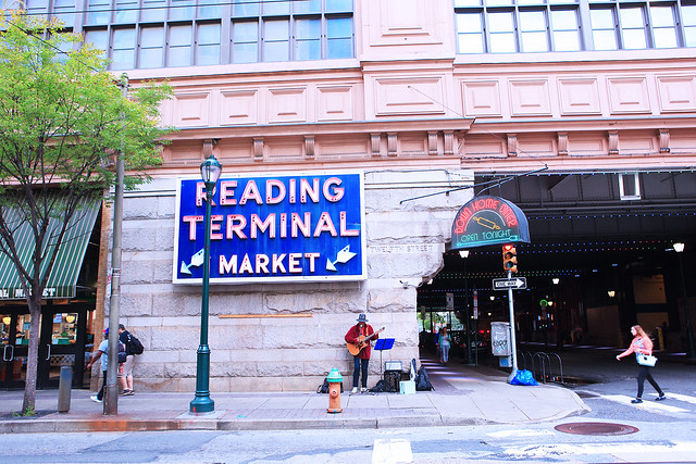 Reading Eastern Market
