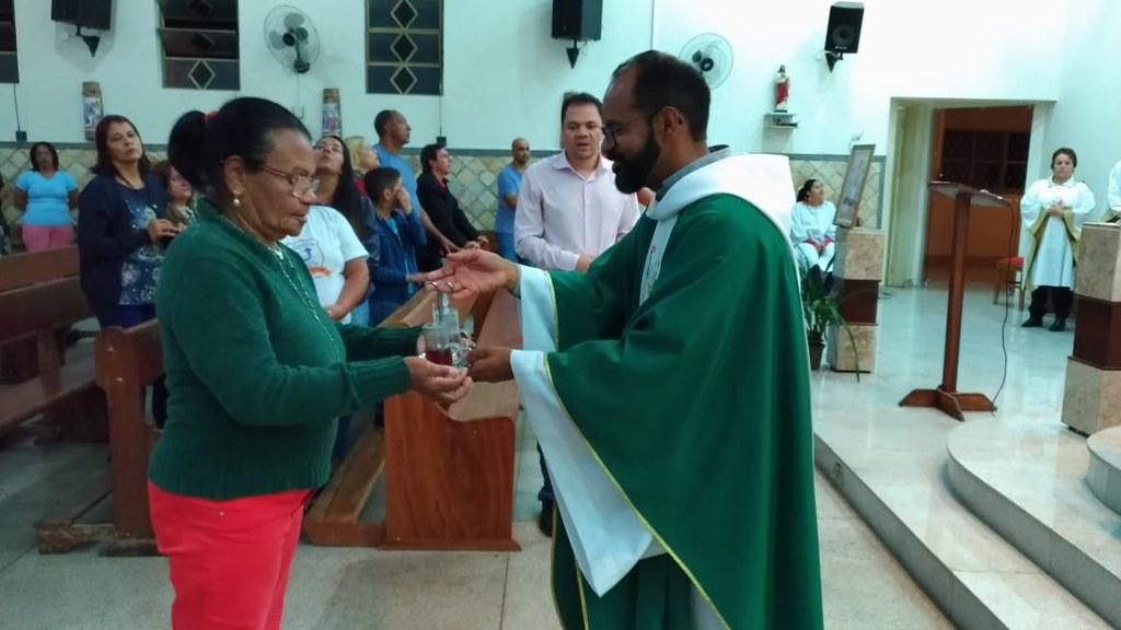 8° Dia da Novena da Santíssima Trindade Padre Vagner