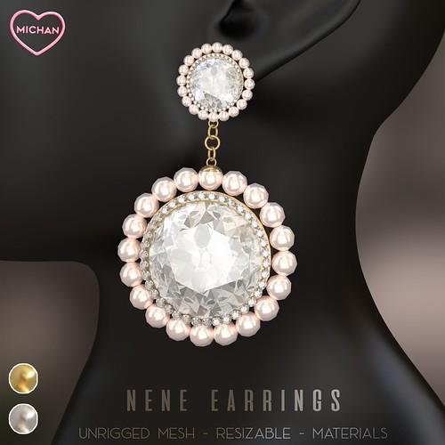 Nene Earrings @ The Saturday Sale