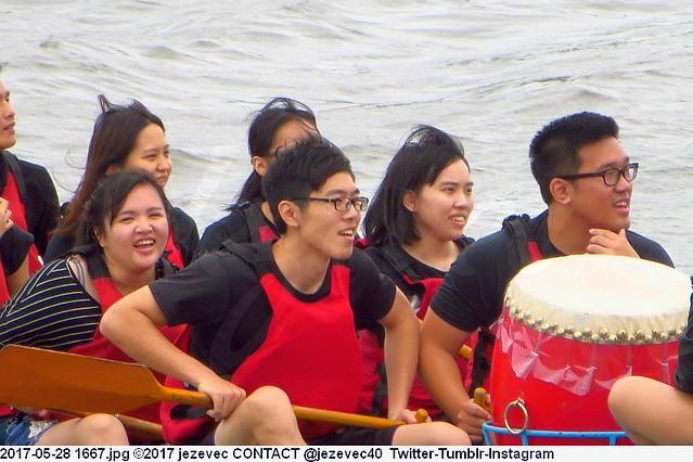 2017-05-28 1667 Taipei Dragon Boat Festival 2017 - Dajia Riverside Park