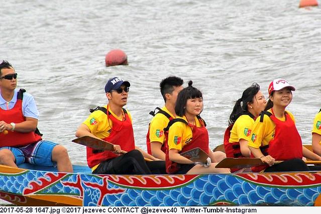 2017-05-28 1647 Taipei Dragon Boat Festival 2017 - Dajia Riverside Park