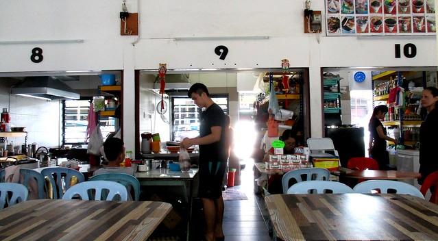 Stall No. 9