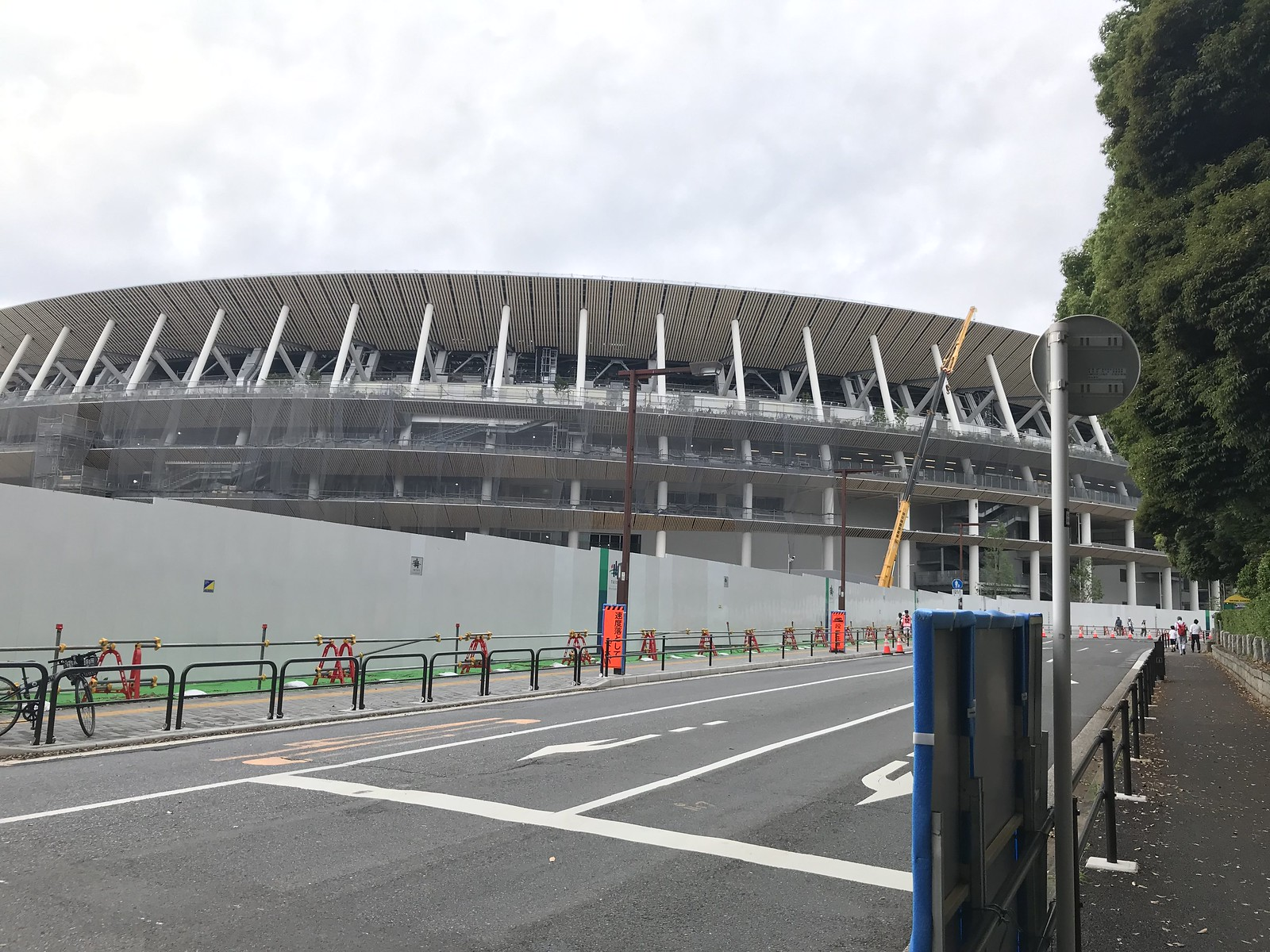 新国立競技場 New National Stadium