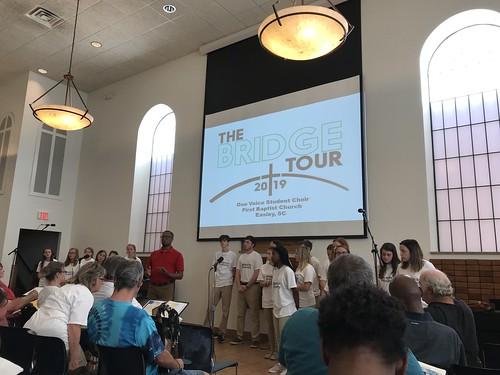 Bridge Tour day 7