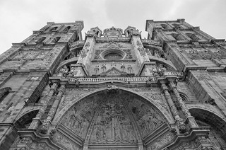 Astorga Cathedral | by stevebanfield