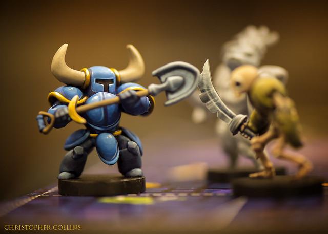 Shovel Knight: Dungeon Duels - Panda Cult Games