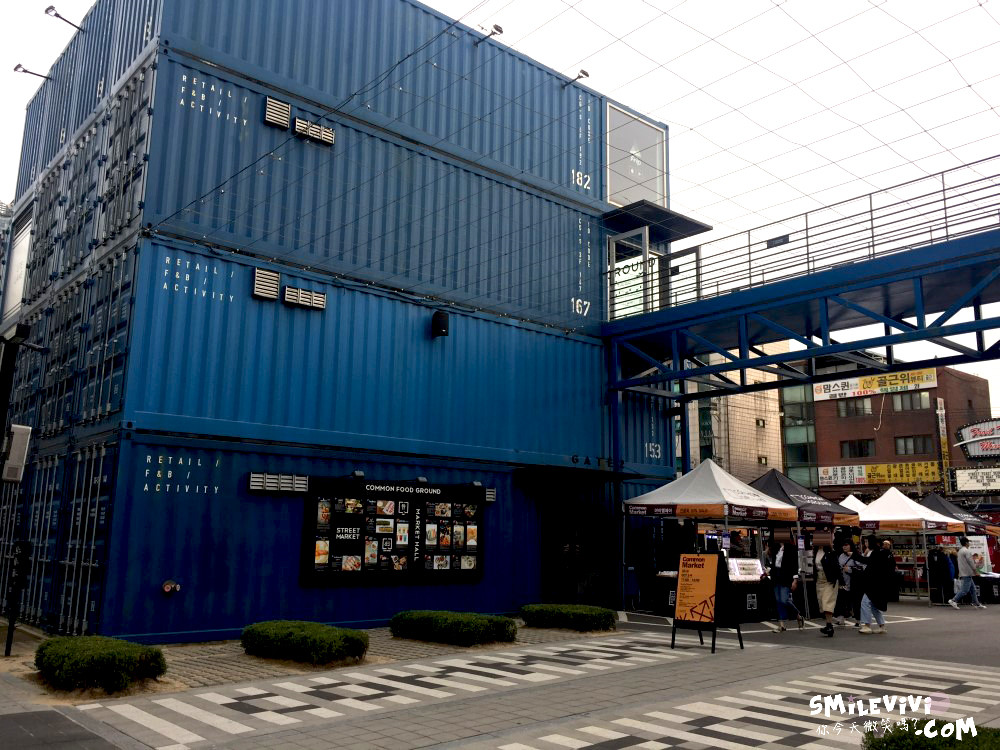 首爾∥韓國首爾建大(건대)入口COMMON GROUND(커먼그라운드)新景點藍色貨櫃屋市集! 27 48065147116 a796113460 o