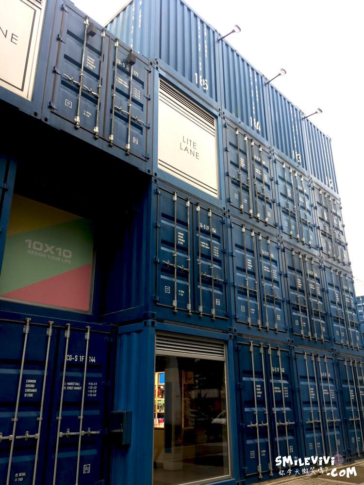 首爾∥韓國首爾建大(건대)入口COMMON GROUND(커먼그라운드)新景點藍色貨櫃屋市集! 11 48065196543 3e28cc750e o