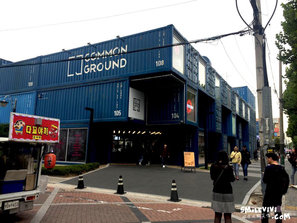 首爾∥韓國首爾建大(건대)入口COMMON GROUND(커먼그라운드)新景點藍色貨櫃屋市集! 7 48065196658 c62ffa9296 o