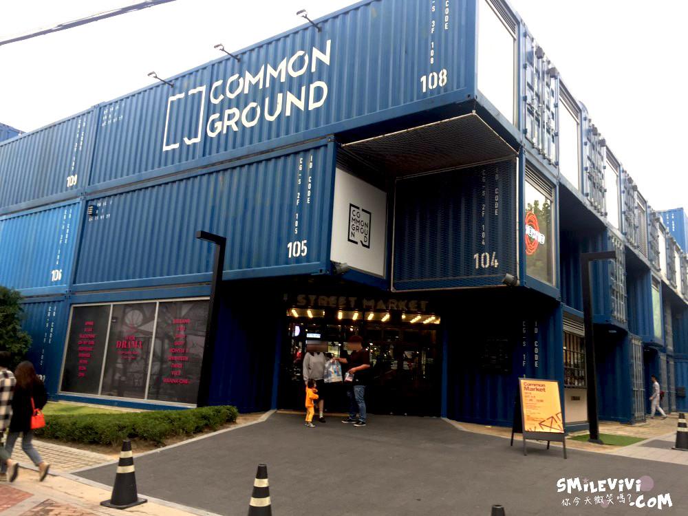 首爾∥韓國首爾建大(건대)入口COMMON GROUND(커먼그라운드)新景點藍色貨櫃屋市集! 8 48065196663 be9604817e o