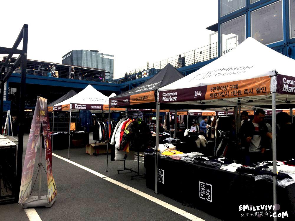 首爾∥韓國首爾建大(건대)入口COMMON GROUND(커먼그라운드)新景點藍色貨櫃屋市集! 24 48065197113 d5fdb1d3b7 o