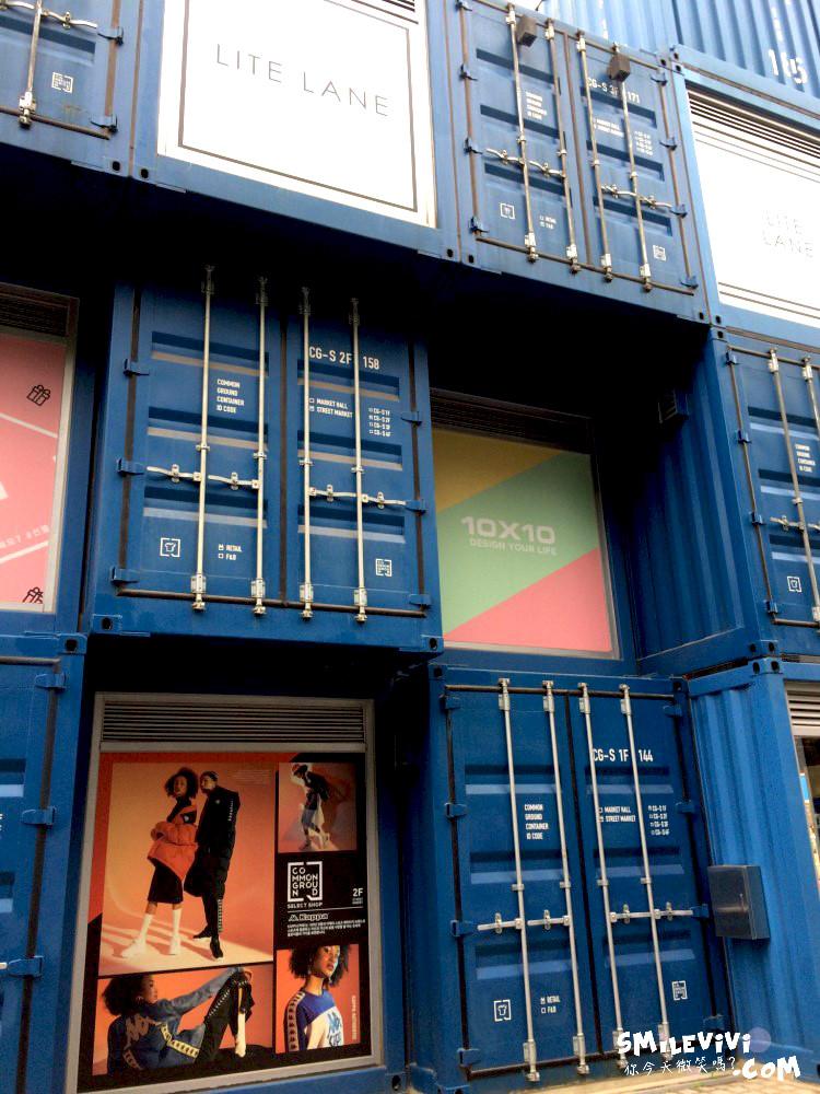首爾∥韓國首爾建大(건대)入口COMMON GROUND(커먼그라운드)新景點藍色貨櫃屋市集! 10 48065248372 6d6d1ca0ee o