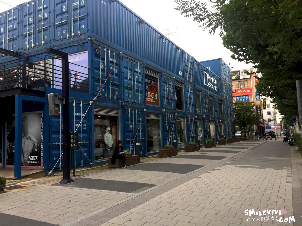 首爾∥韓國首爾建大(건대)入口COMMON GROUND(커먼그라운드)新景點藍色貨櫃屋市集! 13 48065248417 3f5d759679 o