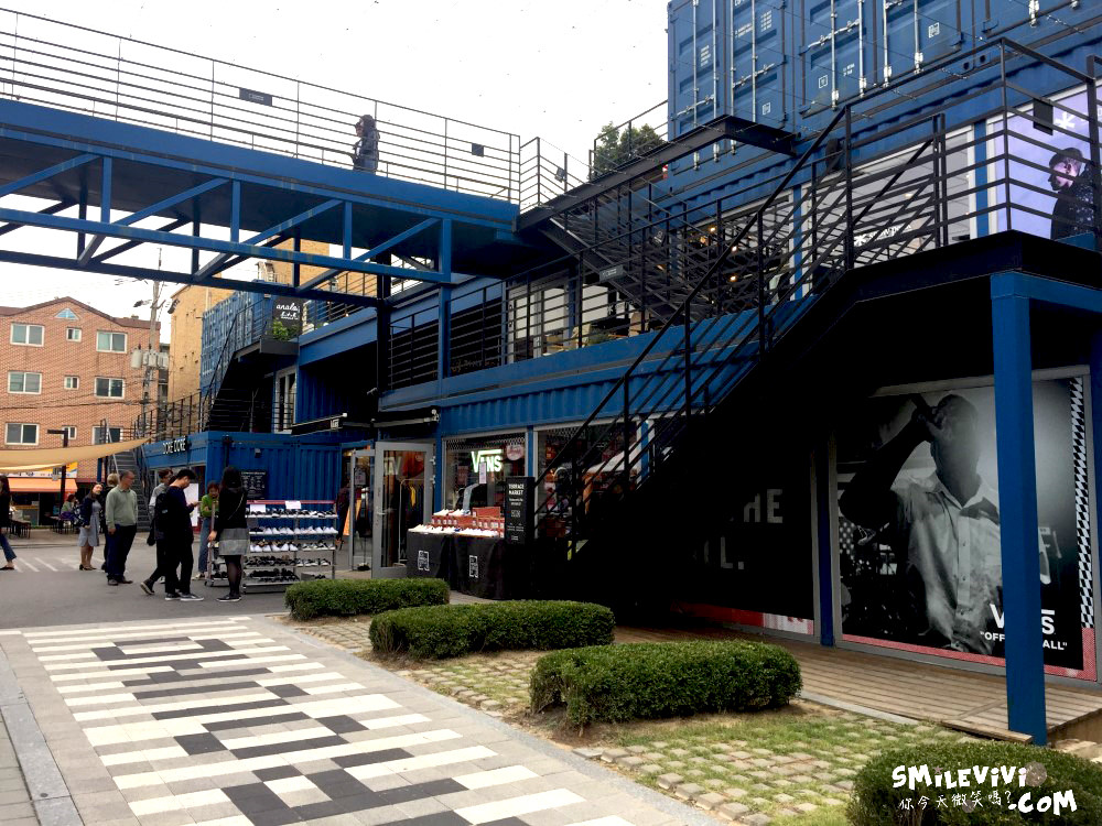 首爾∥韓國首爾建大(건대)入口COMMON GROUND(커먼그라운드)新景點藍色貨櫃屋市集! 16 48065248522 ddff2a6a74 o