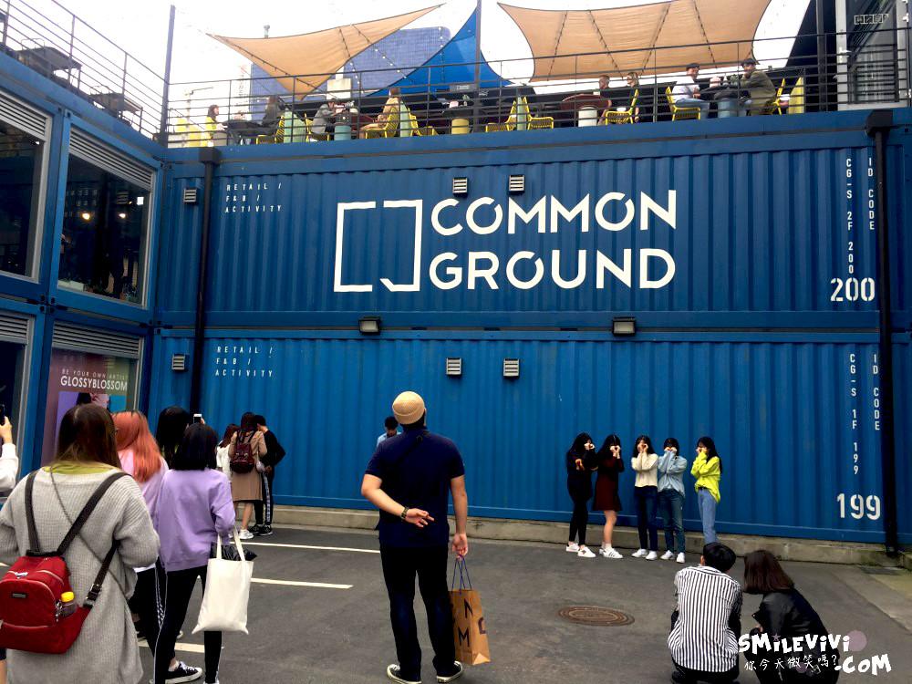 首爾∥韓國首爾建大(건대)入口COMMON GROUND(커먼그라운드)新景點藍色貨櫃屋市集! 26 48065248857 8c9164d369 o