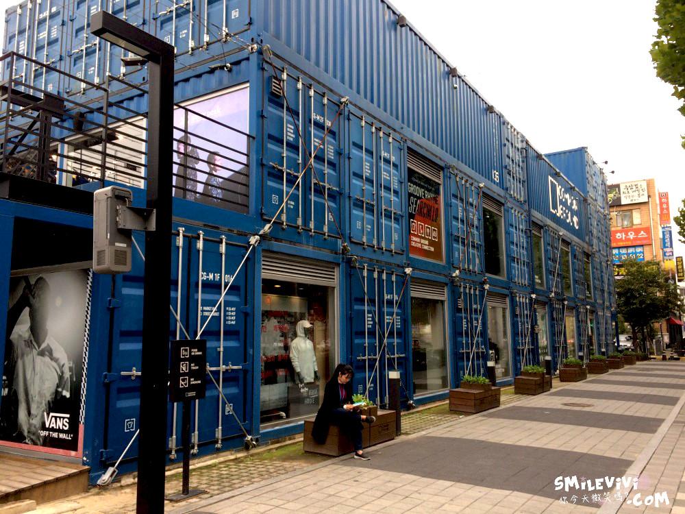 首爾∥韓國首爾建大(건대)入口COMMON GROUND(커먼그라운드)新景點藍色貨櫃屋市集! 28 48065249052 55f5f4723f o