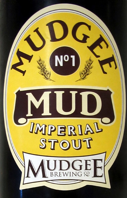 Mudgee Mud Imperial Stout