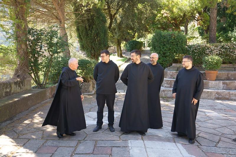 Novicios de Montserrat