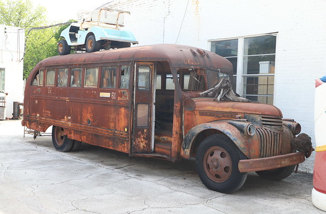 Ford Schoolbus 40s 29.4.2019 0428