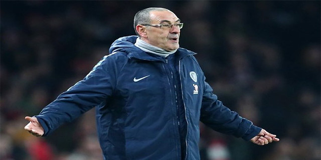 Momen Mengecewakan Itu Membuat Maurizio Sarri Steady Meninggalkan Chelsea