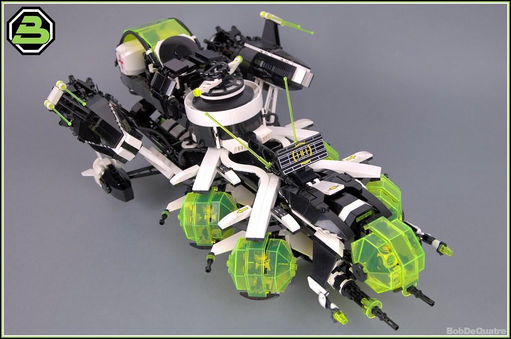 Blacktron Aerial Enforcer