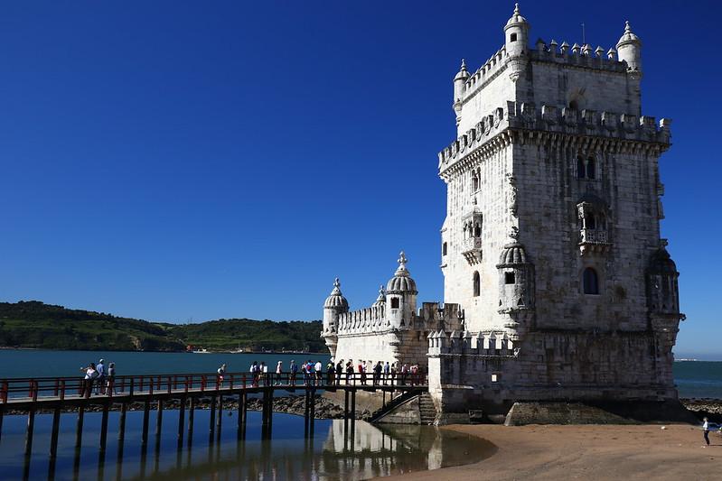 Torre de Belém (Belém Tower) - Belém, Lisbon