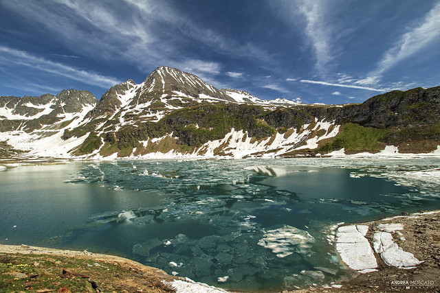 Lago Kastel - Alta Val Formazza (Italy)