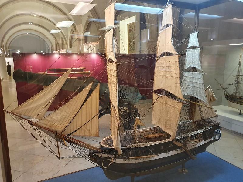 Museu de Marinha (Maritime Museum) - Belém, Lisbon